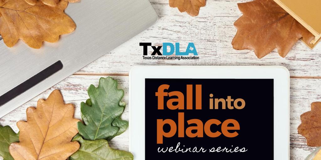 TW fall webinar series